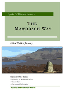 Explore the Mawddach Way - a guide book to accompany walkers on the circular footpath walk around the Mawddach Estuary